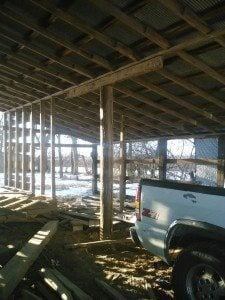 Start of our car shop.