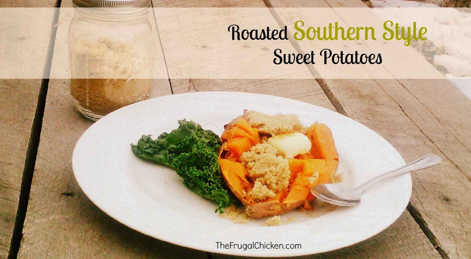 Southern-Style Sweet Potatoes – Whole Food Recipe