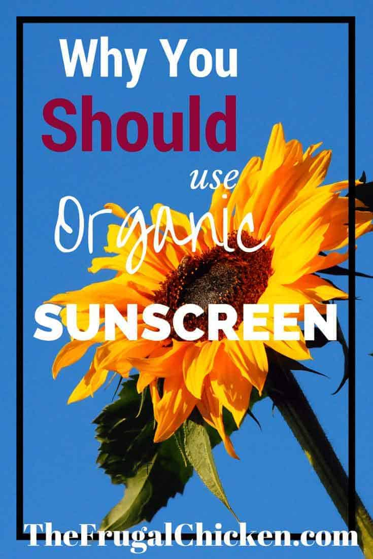 Why You Should Use Organic Sunscreens Part II (Goddess Garden Sunscreen Update)