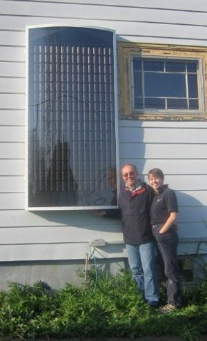 Go Solar With These 4 Simple Homesteading Projects You Can Do In A Weekend! Here's how to do it, what you'll need, and exactly what to buy! From FrugalChicken