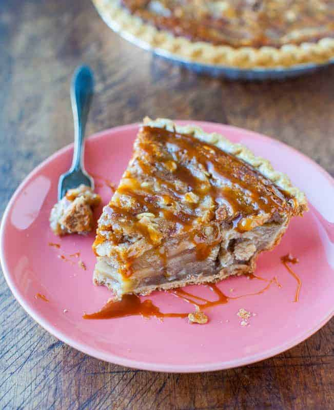 Holiday Recipe Caramel Apple Pie