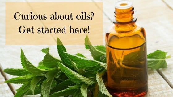 start homesteading today with oils