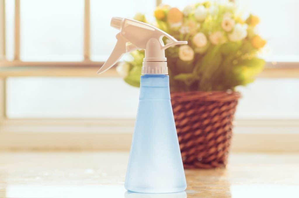 homemade car de-icer spray