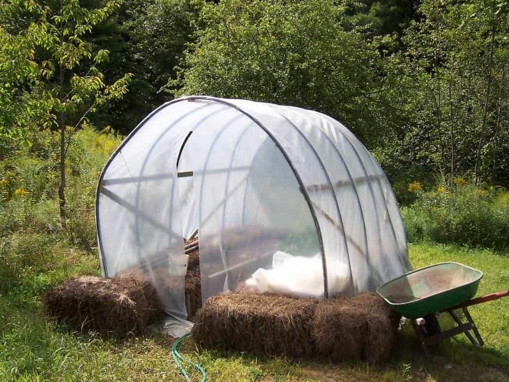 Use Hay Bale Gardening For A Bigger Harvest!
