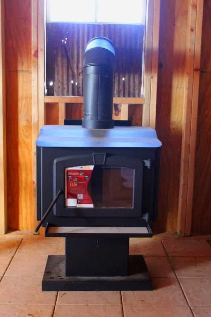 How To Install A Wood Stove For Beginners Pampered
