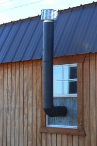 How To Install A Wood Stove Chimney