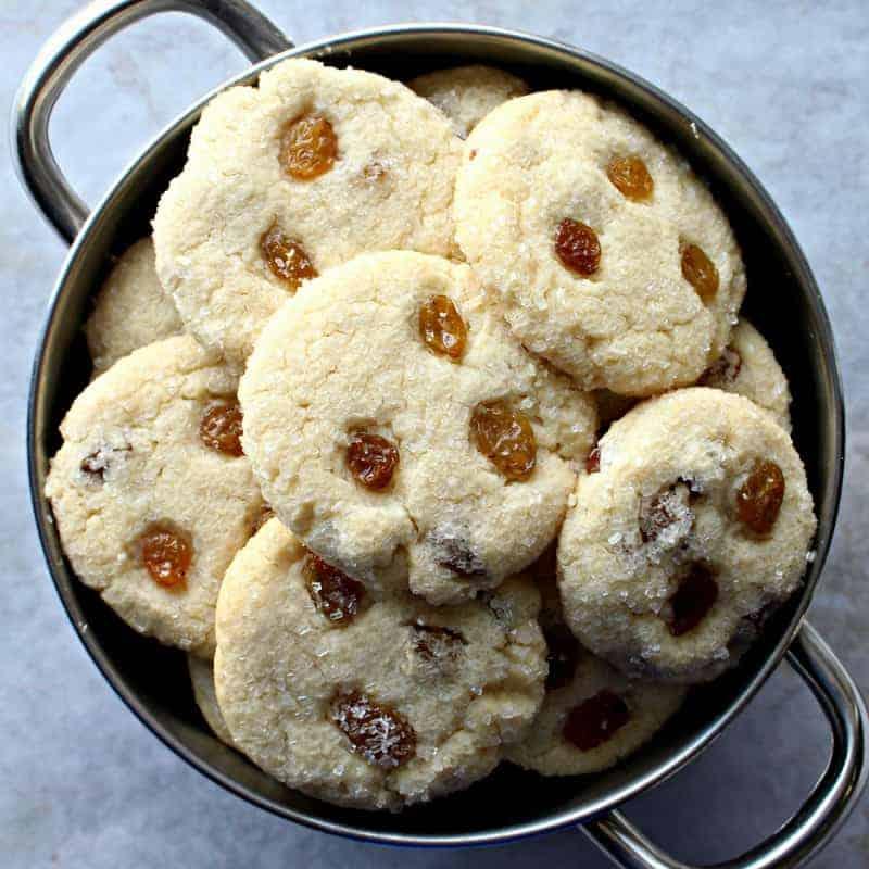 Amish Farmhouse Raisin Sugar Cookies Photo 2