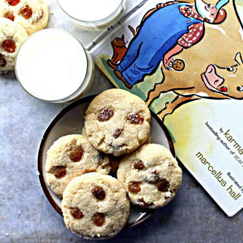 Amish Farmhouse Raisin Sugar Cookies Photo 3