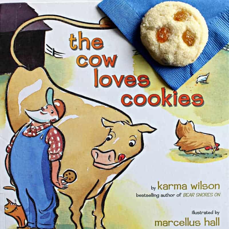 Amish Farmhouse Raisin Sugar Cookies Photo 4