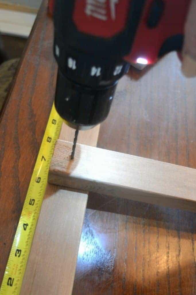 DIY Garden Marker Sizing The Wood Planks 683x1024