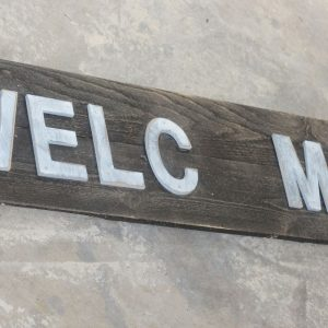 Welcome Sign Compressor 300x300