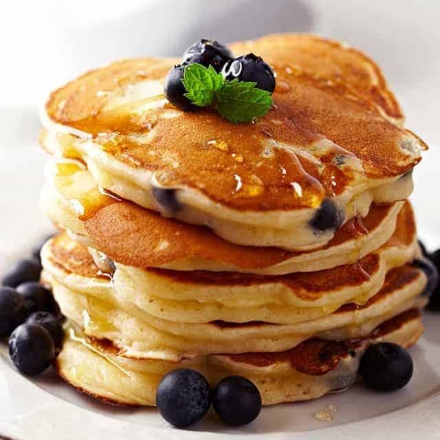 DIY Healthy Pancake Mix For Christmas Morning