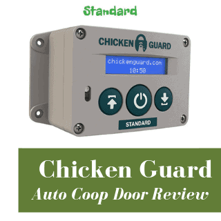 ChickenGuard Self Locking Door Kit Review