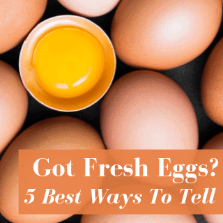 How To Tell If Eggs Are Good (5 Best Ways)