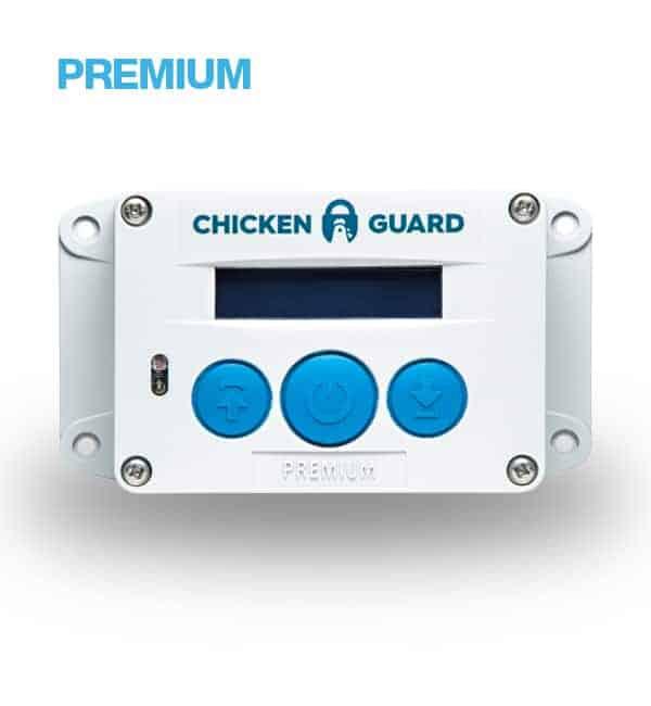 chickenguard automatic coop door